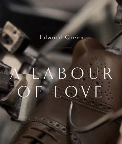 A LABOUR OF LOVE – EDWARD GREEN