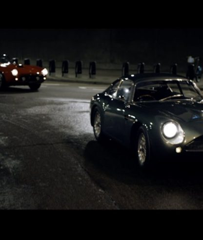 A NIGHT DRIVE WITH ICONIC CLASSIC CARS