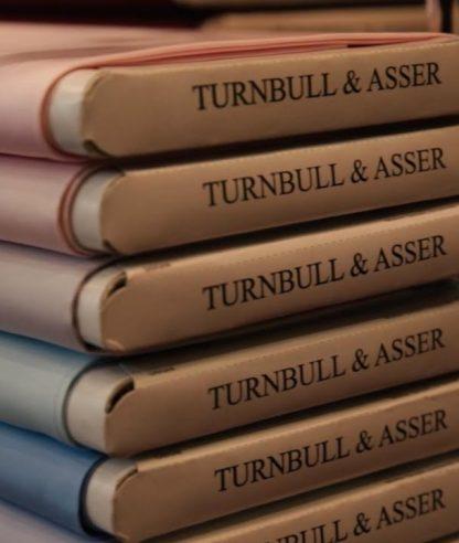 Bespoke Shirtmaking with Turnbull & Asser