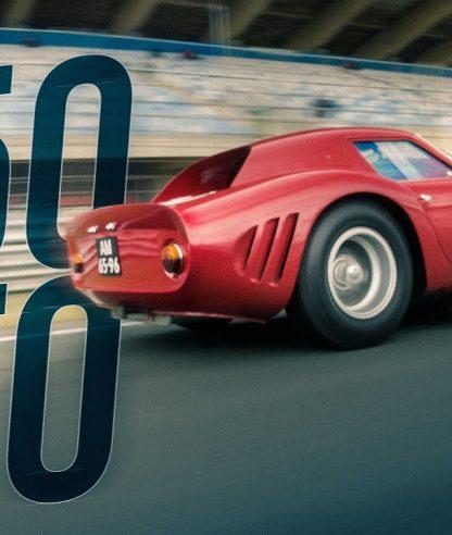 FERRARI 250 GTO – AS IT SHOULD BE DRIVEN