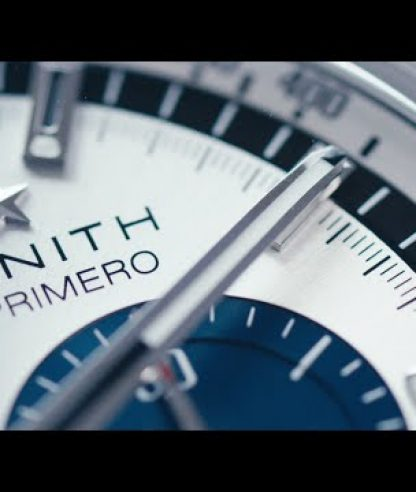 HOW A ZENITH WATCH IS MADE