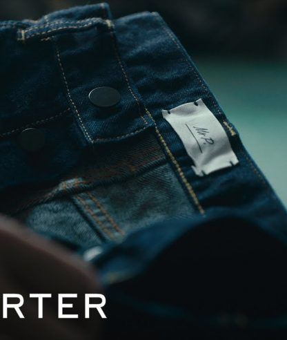 HOW JANAPESE DENIM IS MADE