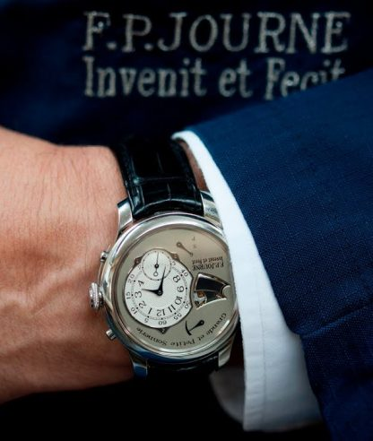 THE MAKING OF F.P. JOURNE´S MOST COMPLICATED WATCH
